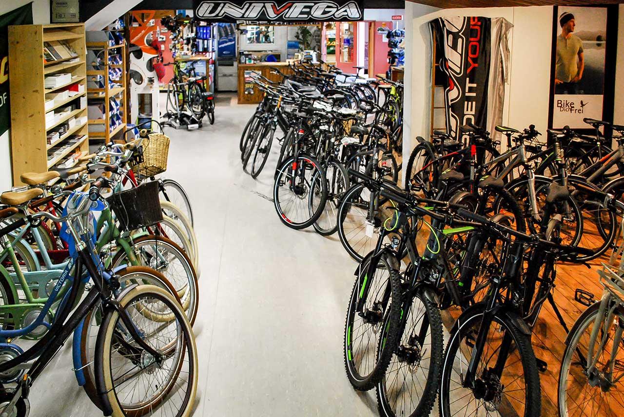 Der Fahrradladen Gafert, Tarp